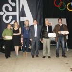 """La IX Gala del Deporte en Argamasilla de Calatrava homenajeó a los deportistas de todas las edades premiando """"Argamasilla Activa"""""""