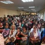 Puertollano: 250 personas asistieron a la chocolatada de la Asociación de Vecinos El Poblado