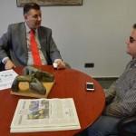 Cocemfe Ciudad Real y ONCE provincial se reunieron para trabajar conjuntamente en proyectos futuros