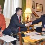 El servicio de integración laboral de COCEMFE Oretania recibe de la Diputación de Ciudad Real 41.400 euros