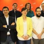 José Manuel Caballero (PSOE) encabeza la candidatura a las Cortes por la provincia de Ciudad Real