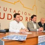 Almagro y Manzanares jugarán la final del XX Trofeo Diputación de Fútbol de tercera división