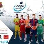 Más de 150 periodistas cubrirán la Copa de España de fútbol sala que se disputa en Ciudad Real