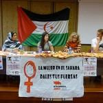 Intersindical «da fuerzas» a la mujer saharaui
