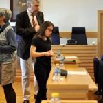 Jóvenes de la Asociación Caminar volverán a hacer prácticas en el Ayuntamiento
