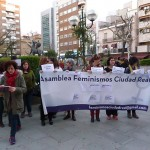 """La Asamblea Feminismos recuerda una vez más que """"el machismo mata"""""""