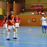 El FSD Puertollano se reparte los puntos ante el Mengíbar en un espectacular partido