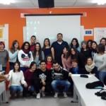 La Fundación Secretariado Gitano imparte seminarios informativos a estudiantes de Integración Social del IES Atenea