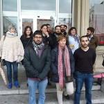 Se han presentado 35 candidatos: Ganemos programa un debate entre Carmen Soánez (IU) y Luis Carlos Vidal (Equo) el día 26