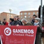 Ganemos Ciudad Real decide este martes el nombre con el que la coalición concurrirá a las elecciones municipales