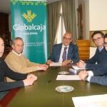 Globalcaja facilita la construcción de un nuevo centro parroquial en Campo de Criptana