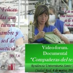 HOAC y JOC organizan un vídeo-fórum para conmemorar el Día de la Mujer