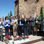 El Ayuntamiento de Ciudad Real rinde homenaje a las víctimas del terrorismo en el undécimo aniversario del 11M