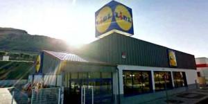 Antiguas instalaciones de Lidl Puertollano (archivo)
