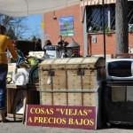 El mercadillo Yolibey, toda una sensación en La Poblachuela