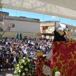 Malagón: Misa multitudinaria para conmemorar el 500 aniversario de Santa Teresa de Jesús