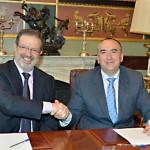 La Diputación aporta 40.000 euros para las ferias del Automóvil y de la Caza y el Turismo organizadas por FECIR