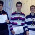 La delegación de la UCLM logra tres medallas de bronce en la LI Olimpiada Matemática Española de Bachillerato