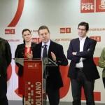El PSOE de Castilla-La Mancha felicita a los compañeros de Andalucía y a Susana Díaz por su «magnífico» resultado y su «rotunda» victoria
