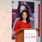 Pilar Zamora lamenta que Rosa Romero no aporte «argumentos de peso» para rechazar el debate