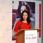 Pilar Zamora asegura que las obras «defectuosas» de la Puerta de Toledo son «un nuevo despilfarro» de Rosa Romero