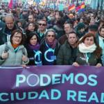 Podemos se desvincula de Ganemos y no participará en las elecciones municipales de Ciudad Real