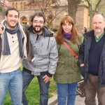 """Una hoja de ruta para Castilla-La Mancha desde Podemos Puertollano: """"En Podemos no se abandona a la gente a su suerte"""""""