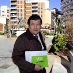 """Ricardo Chamorro (VOX): """"Los ciudadrealeños son responsables, pero no sumisos ante las políticas fracasadas, la corrupción o el desempleo"""""""