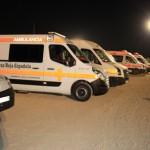 25 voluntarios de Cruz Roja Valdepeñas participan en el ejercicio Gamma de la UME