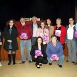 Siete asociaciones de Villarrubia de los Ojos son reconocidas en las Jornadas Mujer y Salud