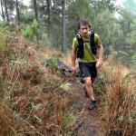 Pablo Moraga bate un récord en el Pico Duarte, la montaña más alta de República Dominicana