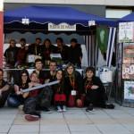 'Puerta de Hades' estuvo presente en el 'Encuentro Cultural de Juventud de Puertollano'