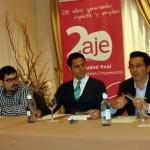 Ciudad Real: Jornada empresarial de AJE y Laborvalía para promover la inserción laboral