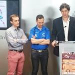 Ciudad Real acogerá el II Torneo de padel intercuerpos de seguridad del 5 al 8 de mayo
