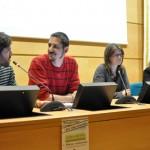 Los futuros maestros de Ciudad Real conocen la experiencia de Caracolín y otros proyectos de educación alternativa