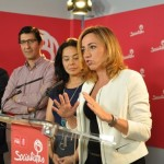 Carme Chacón cañonea a Cospedal: «Da igual si en diferido o en simulado, en Castilla-La Mancha ha habido un auténtico saqueo»