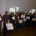 La Delegación de Caza en Ciudad Real reconoce a los mejores cazadores de la provincia en 2014