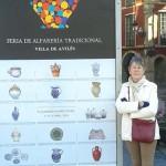 Argamasilla de Calatrava: El centro alfarero La Estación difunde la tradición de la cerámica comarcal en Avilés