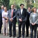 «Somos nuevos en la política pero no somos nuevos en la vida»: Ciudadanos trata de hacerse un hueco en el Ayuntamiento a base de «trabajo y valores»