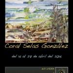 """La Tunanta expone los """"Paisajes soñados"""" de Coral Selas"""