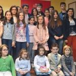 Un millar de participantes en los concursos de marcapáginas y de cuentos 'Molino de Griñón'