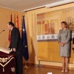 """Gregorio se compromete al """"diálogo y a la cooperación permanente con todas las administraciones"""" al tomar posesión del cargo como delegado del Gobierno en Castilla-La Mancha"""