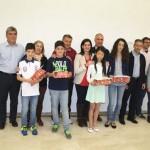 Puertollano: Premio para unos chavales de diez