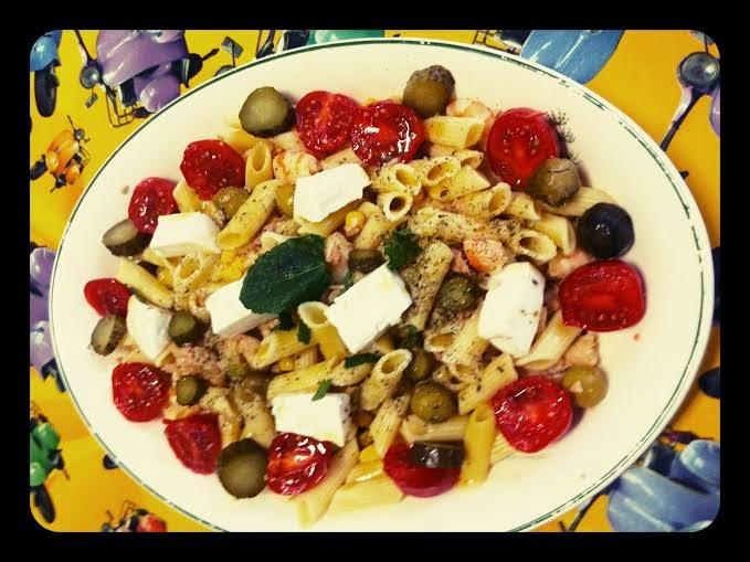 ensalada de macarrones 2