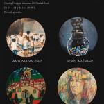 Cheeky Designs inaugura este sábado una exposición colectiva de pintura