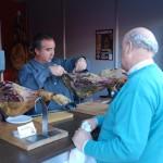 Música y literatura, condimentos especiales en la Feria de los Sabores de la Tierra del Quijote