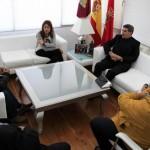 Ciudad Real: Rosa Romero se reúne con la Federación de Asociaciones Gitanas de Castilla-La Mancha