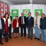 Renovado el acuerdo entre la Fundación Globalcaja Cuenca y el Ayuntamiento de Valdeolivas