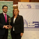 Globalcaja recibe el premio institucional de la Asociación de Empresarios de Socuéllamos