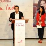 El PSOE presenta las medidas sobre empleo y promoción económica de su 'contrato ciudadano' para Ciudad Real
